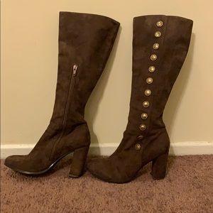 Brown Matisse boots